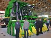 Agritechnica 2017 | 'Cotton picking good' harvester launched
