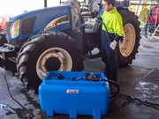 Selecta adds 200-litre AdBlue transfer unit to range