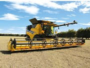 Review: New Holland CR10.90 combine harvester