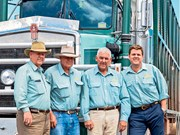 Profile: Frasers Livestock Transport