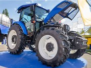 Tractor sales powering ahead