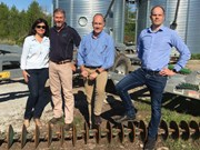 First crop of Aussie tillage machines made in Germany