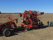 All-new Morris Quantum air drill to change agricultural landscape