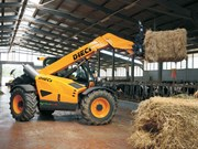 Product Focus: Dieci Agri Plus 40.7 telehandler