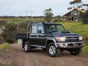 Toyota LandCruiser 79 Series - 8 top selling utes