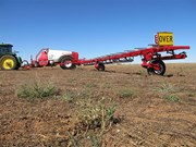 Product Focus: Croplands WEEDit trailed sprayer