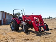 Mahindra boosts utility tractor horsepower