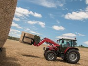 Tractor sales steady in October