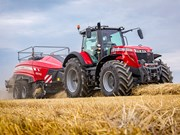 Precision Ag boost for Massey Ferguson