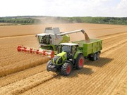 Profits up at machinery manufacturer Claas