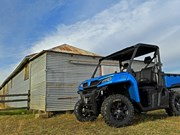 New ATV/UTV models for CFMoto