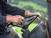 Tractor sales holding in tough conditions
