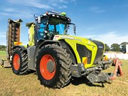 Review: Claas Xerion 4500