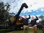 Spreader Chaser combo wins big at Henty