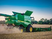 Increased output for John Deere combines in 2020
