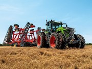 New Fendt 900 Vario ready for more