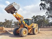 Cover Story: Lovol FL958H wheel loader