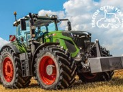 Fendt wins Tractor of the Year