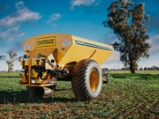 Coolamon small spreaders expand range