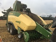 The new Krone Premos 5000, a game changer?