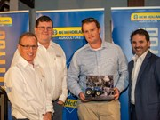 Forbes Machinery Centre crowned New Holland 'Dealer of the Year'