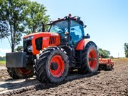 Kubota M7-2 tractor review