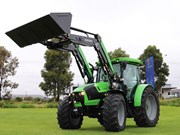 New Deutz-Fahr is an all-rounder