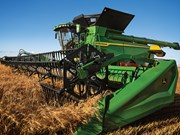 John Deere unleashes new X Series combines