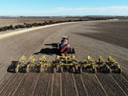 Duraquip introduces a new Seed Storm seeding bar