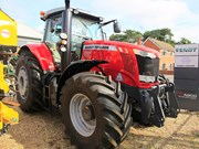 Tractor sales record in June