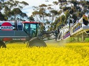 Negative interest rate on RUBICON sprayers