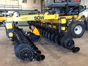 Serafin launches Narrowfold Hi Lift Seeder