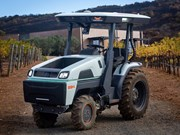 Monarch launches self-driving electric tractor