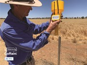 Satellite deal boosts Goanna Ag gauge connectivity