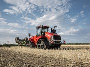 Case IH integrates AFS Connect in Steiger range | Tractor News