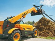 Dieci's Mini Agri range of telehandlers does big work in small spaces