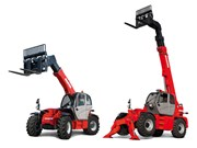 Manitou goes heavy with MHT-X 790 and MHT-X 1490 telehandlers
