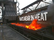 SSAB Hardox HiTemp steel built for extreme temperatures