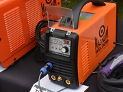 Magnum Welders shows off Australia's smallest digital TIG AC/DC welder