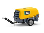Atlas Copco unveils 10 Series 8 portable compressors
