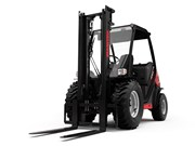 New Manitou MC18 forklift is small and rugged