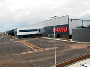 Isuzu Australia opens new HQ and distribution centre