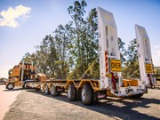 Drake Trailers releases new steerable low loader