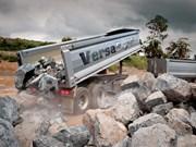 Hamelex White VersaBolt自卸车系列投放市场