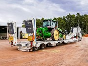 Drake Trailers unveils new AG Widener low loader