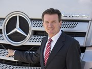 Daimler Truck and Bus lowers earnings prediction