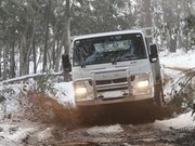 Fuso Canter 4x4 Truck Review