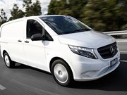 Mercedes-Benz Vito range recalled again
