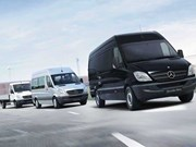 Mercedes-Benz Sprinter vans recalled