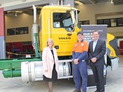 VGA donates Mack to Qld TAFE